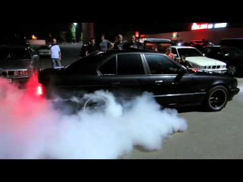 Bmw e34 тюнинг видео