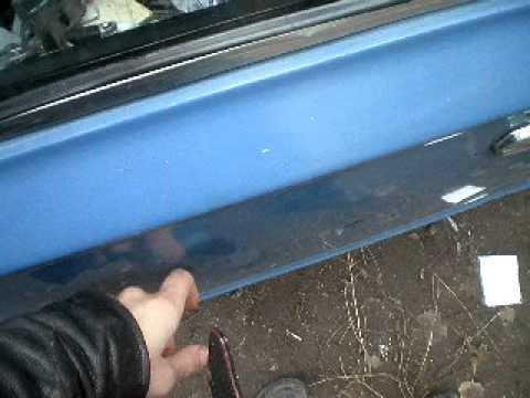 Шумоизоляция дверей ваз 2104 своими руками
