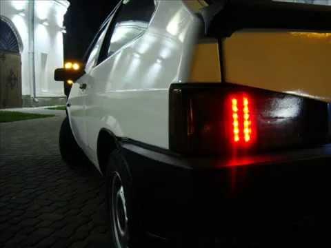 Светодиодные фонари на автомобиль своими руками