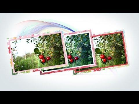 Как сделать рамку для фотографии в photoshop