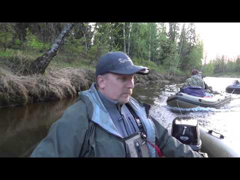 рыбалка в реке сорокаградусная  кедва