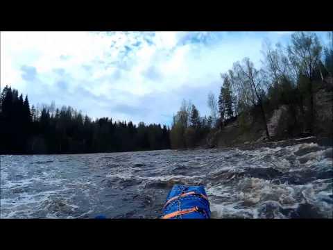 Мста на байдарках 2015 / msta kayak-paddling 2015