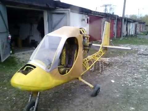 Самолет из поликарбоната своими руками