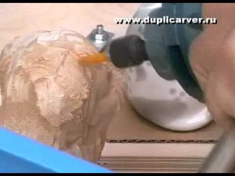 Дупликарвер своими руками фото