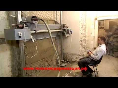 Штукатурка стен своими руками видео на ютубе
