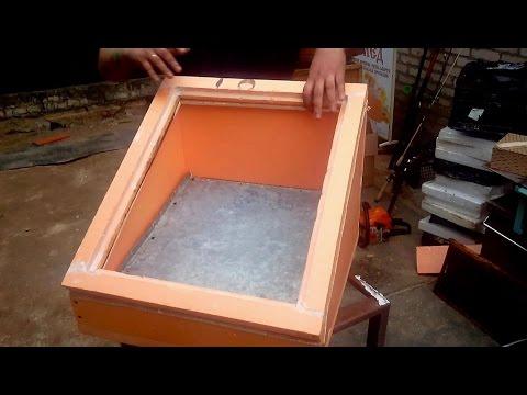 Пчеловодство как сделать воскотопку своими руками видео