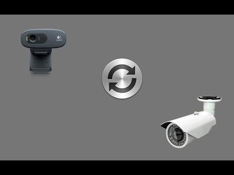 Как из обычной камеры сделать ip камеру