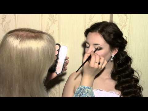Прически на свадьбу мастер класс видео