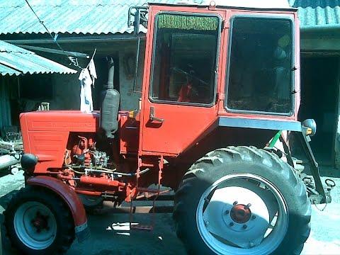 Ремонт трактора т 25 своими руками