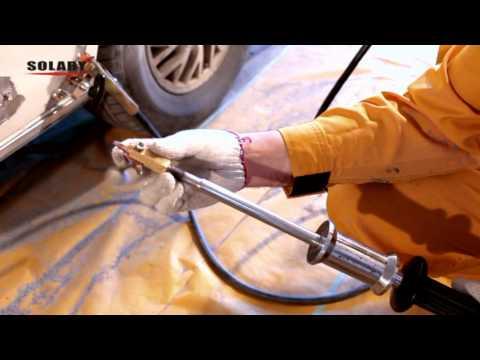 Смотреть: Споттеры Solary.MPG вытяжка кузова автомобиля своими руками - Удачная рыбалка