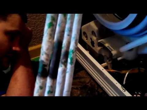 Замена тена в стиральной машине самсунг видео