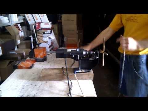 Как сделать станок для цепочек