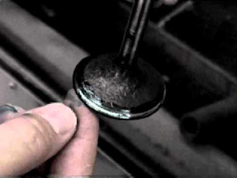 Притирка клапанов ваз 2115