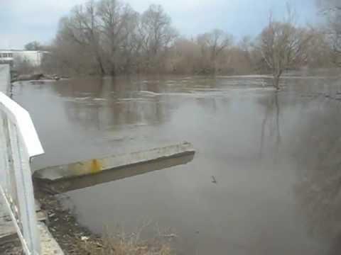 Весенний паводок может подтопить до 80 федеральных трасс