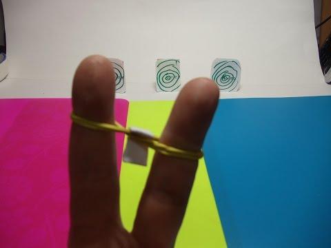 ГНТИ - Как сделать мощную рогатку своими руками Рогатка из пальцев - Видеорепортажи из мира науки и техники