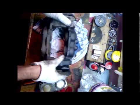 Как заменить тормозные колодки на тойота сурф