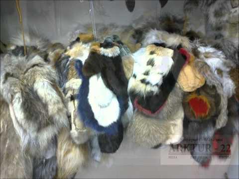 Варежки из нутрии своими руками