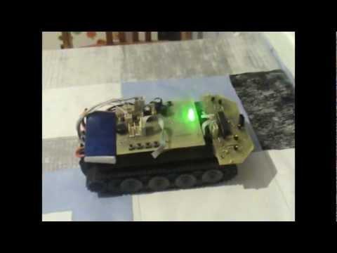 Робот шпион своими руками фото
