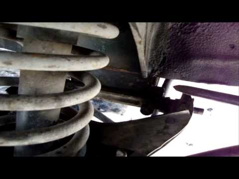 Видео развал схождение на ваз 2107 своими руками видео
