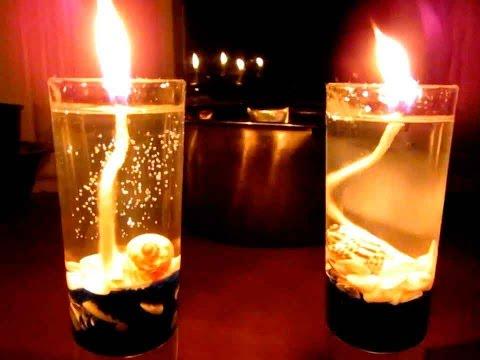 Рецепт свечей своими руками