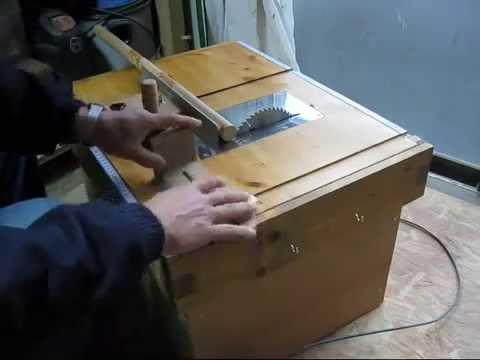 Как сделать дисковую пилу своими руками видео