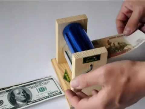 Сделать бумагу для денег в домашних условиях
