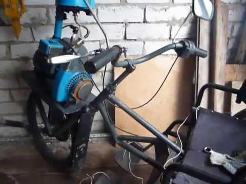 Своими руками инвалидную коляску