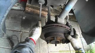 форд сиерра ремонт рулевая рейка #15