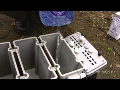 Воздушно цинковый аккумулятор своими руками 78