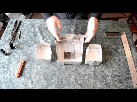 Пошаговая инструкция изготовления формы для отливки
